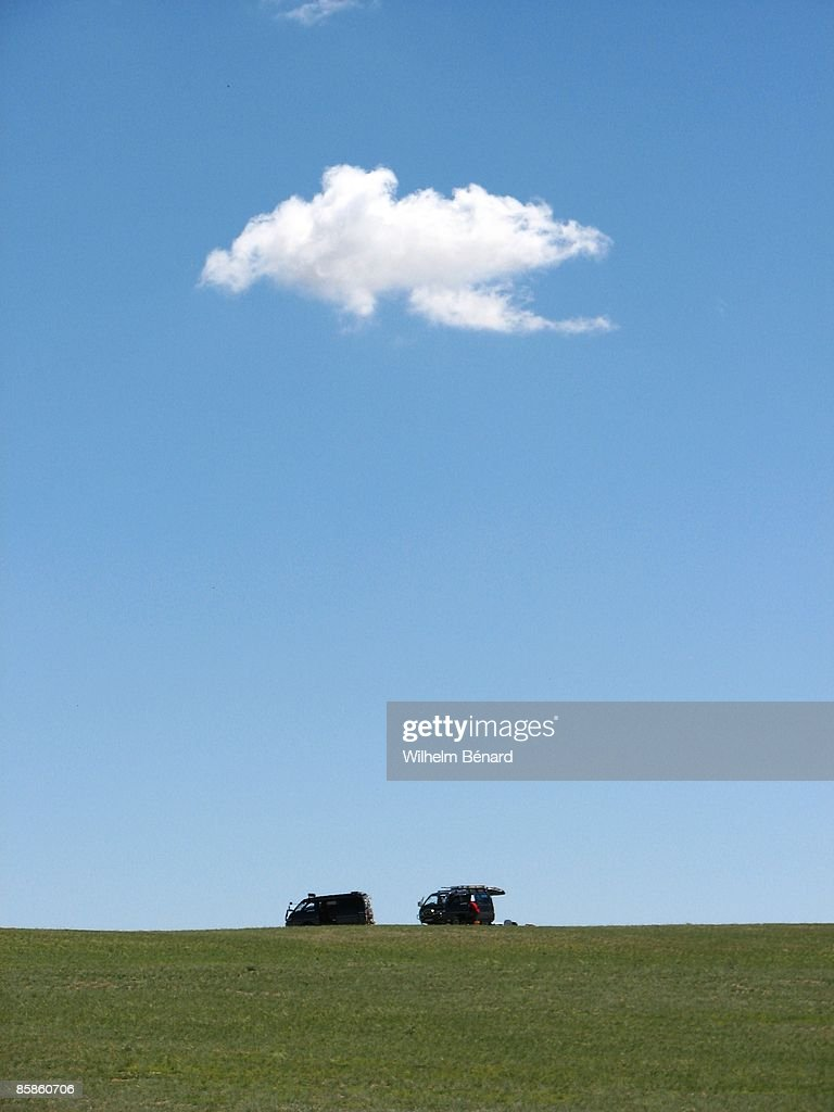 Cloudy : Stock-Foto