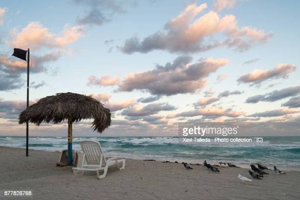 Disegni Di Spiaggia E Ombrelloni.Ombrellone Da Spiaggia Foto E Immagini Stock Getty Images
