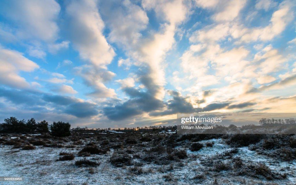 Cloudy Sky : Foto de stock