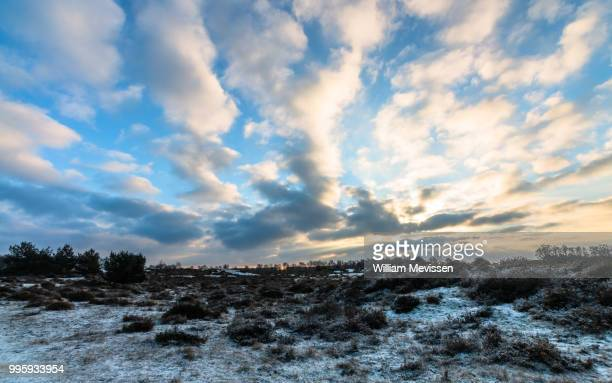 cloudy sky - william mevissen stock pictures, royalty-free photos & images