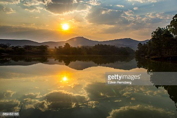 cloudy water - swaziland stock pictures, royalty-free photos & images