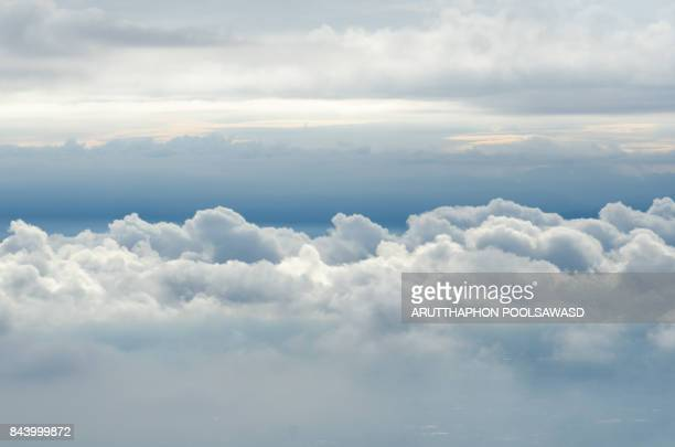 Cloudy with beutiful sky for nature background design