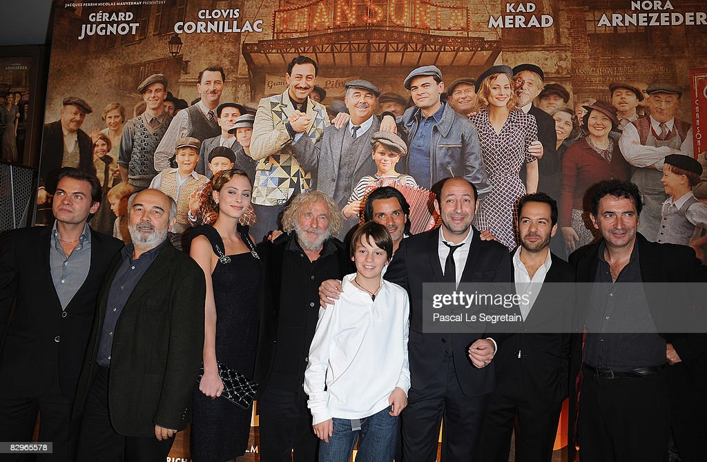 Fauburg 36 - Paris Premiere : News Photo