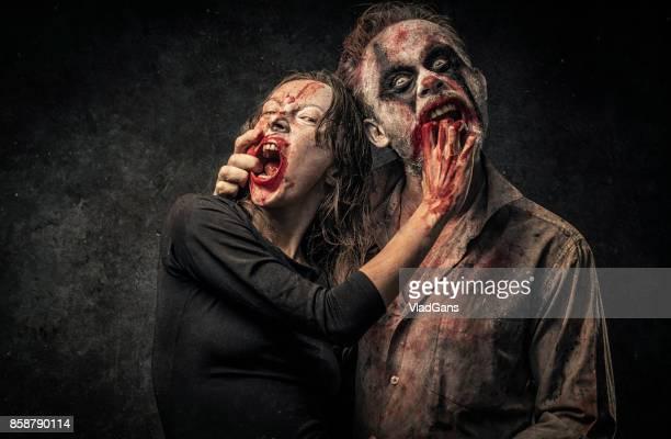 Clown Couple Relationship