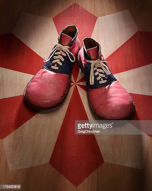 Zapatos de payaso