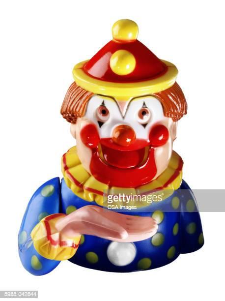 Clown-shaped Dispenser