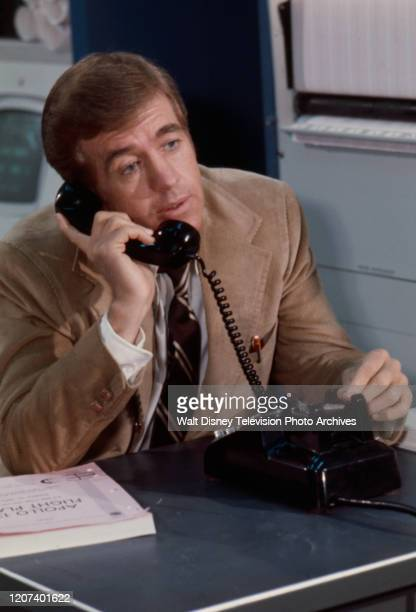 Clu Gulager appearing in the ABC tv movie 'Houston We've Got a Problem'
