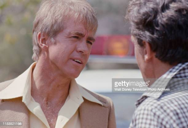 Clu Gulager appearing in the ABC tv series 'Most Wanted' episode 'The Two Dollar Kidnapper'