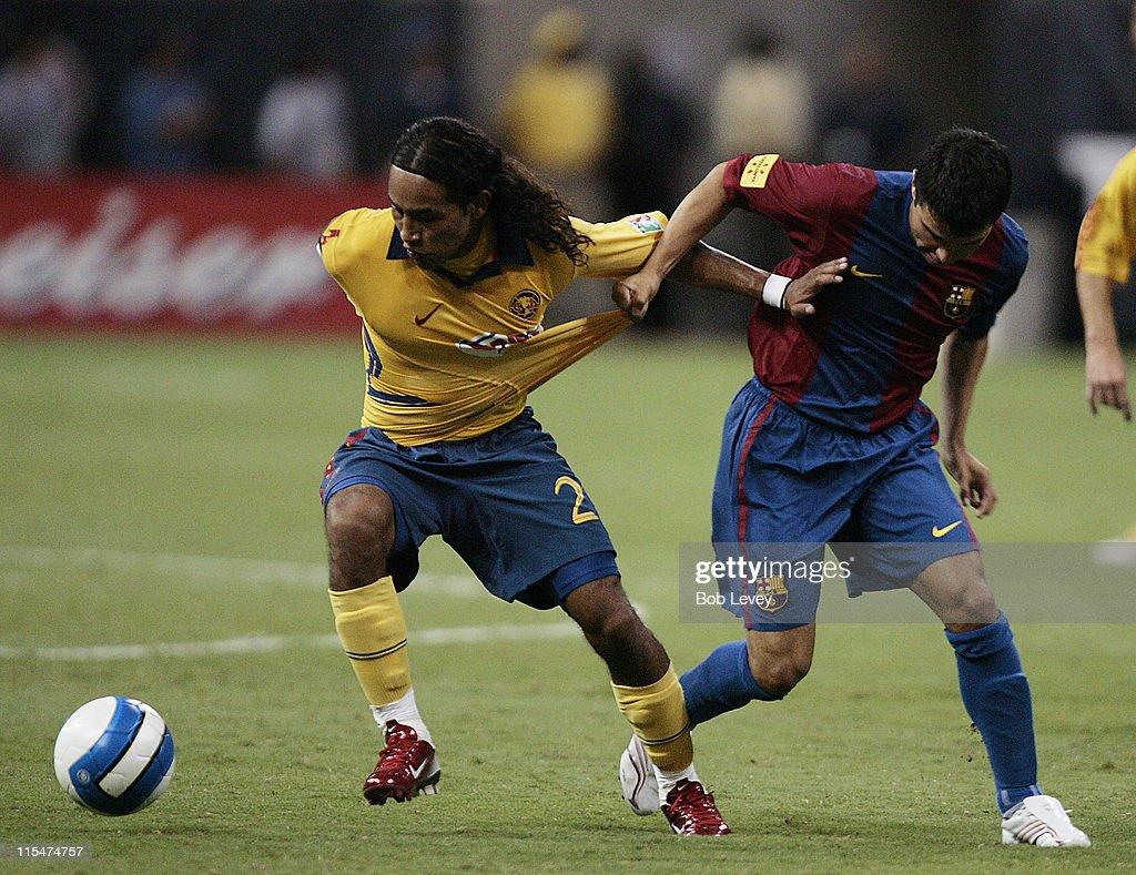 Барселона клуб америка