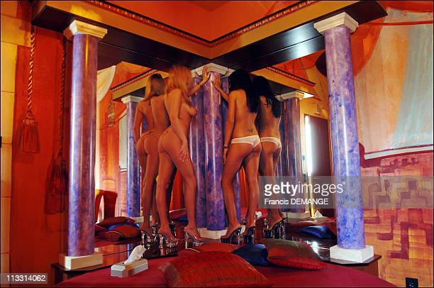 Club Artemis Berlin'S Largest And Most Luxurious Brothel On April 8Th 2006 In Berlin Germany Here Each Room Of Club 'Artemis' Has A Name The Goal Is...