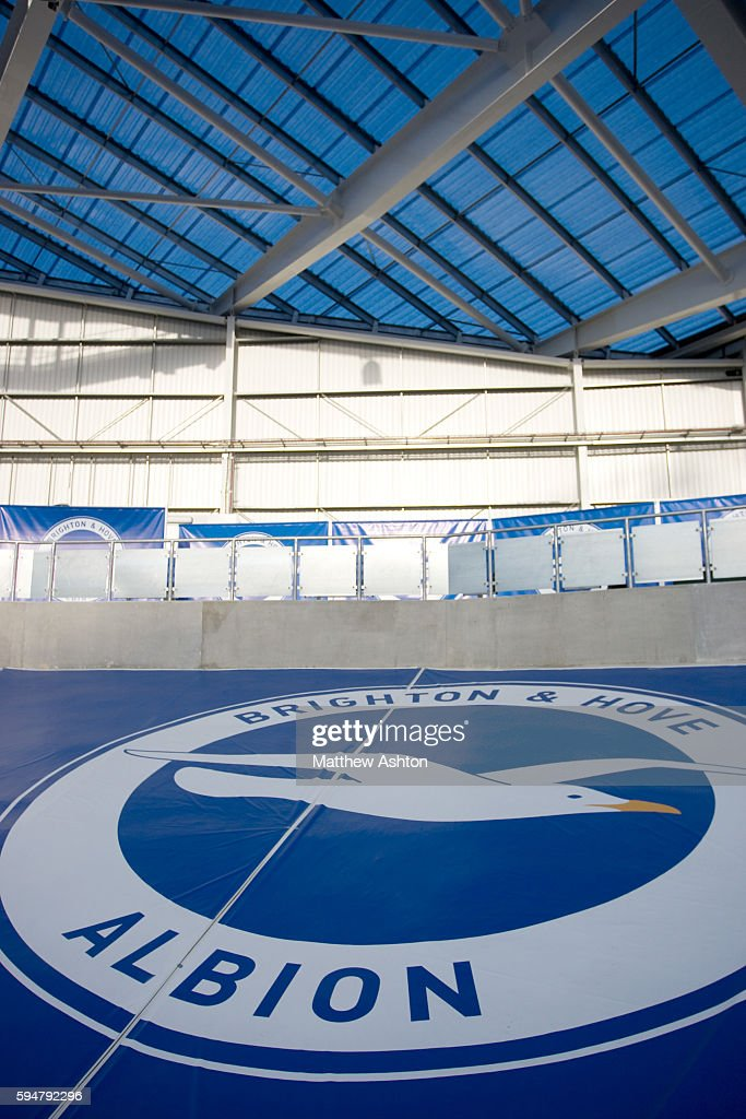 Soccer - Carling Cup Third Round - Brighton & Hove Albion v Liverpool : News Photo