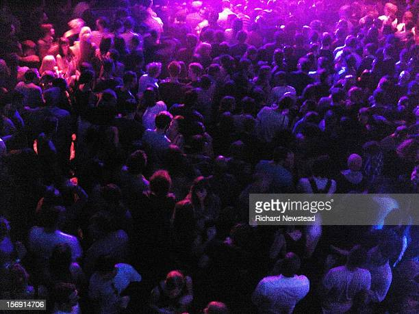 club crowd - crowd stock pictures, royalty-free photos & images