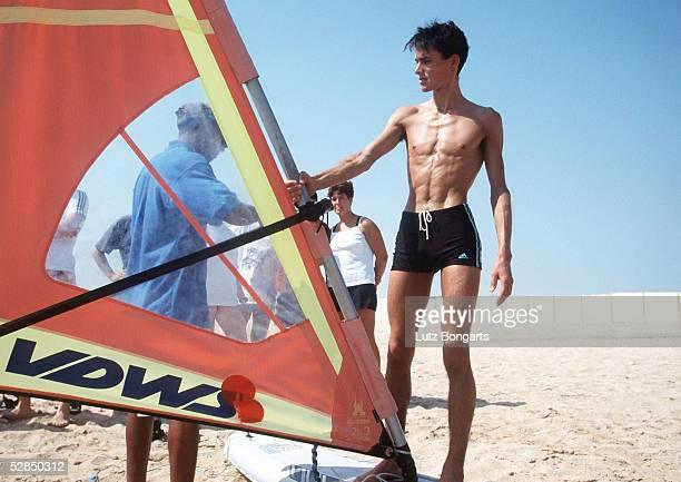 Club der Besten 1999, Robinson Club/Soma Bay; Sven HANNAWALD/GER