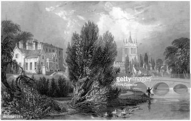 Club House Melton Mowbray Leicestershire 19th century
