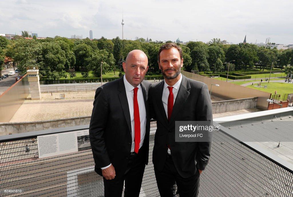LFC Cultural Visit To The Berlin Wall Memorial