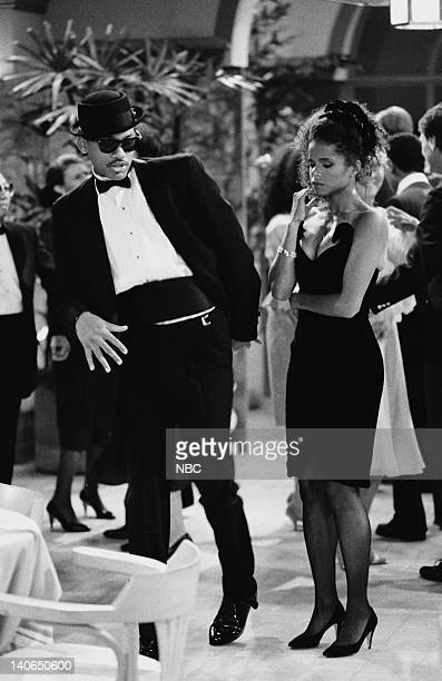AIR 'Clubba Hubba' Episode 3 Pictured Will Smith as William 'Will' Smith Victoria Rowell as Mimi Mumford Photo by Ron Tom/NBCU Photo Bank