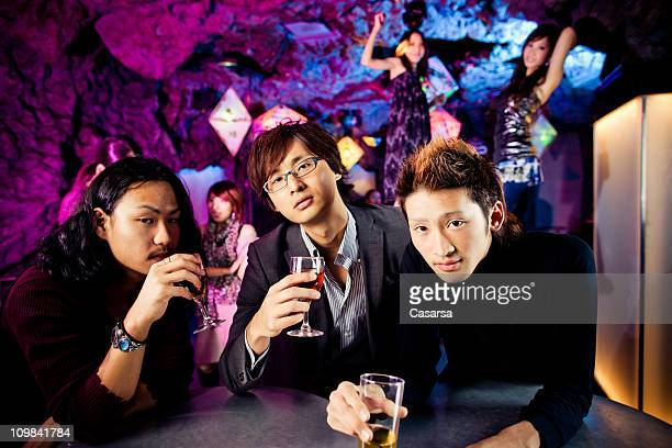 clubbing - gang stock pictures, royalty-free photos & images