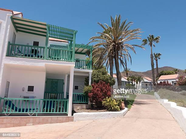 Clubhotel Aldiana am Strand Playa Jandia in der Naehe von Morro Jable auf der kanarischen Insel Fuerteventura in Spanien.