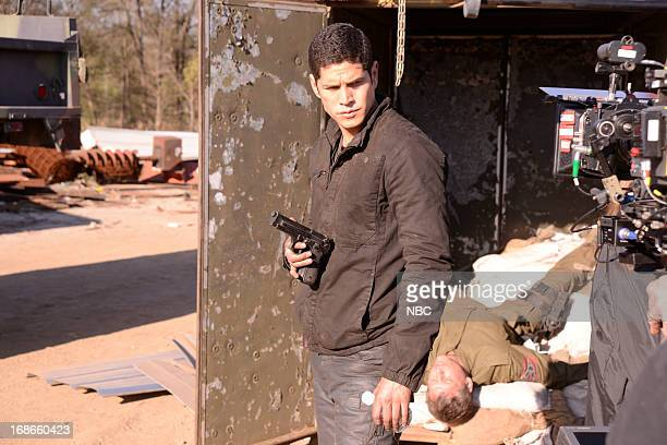 REVOLUTION Clue Episode 118 Pictured JD Pardo as Nate