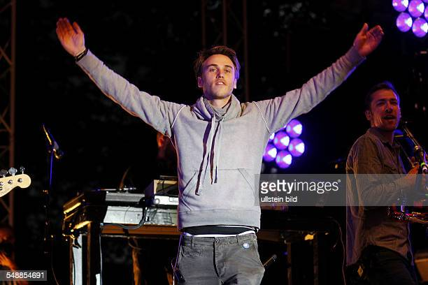 Clueso Musician Singer Popmusik Germany performing in Cologne Germany Theater am Tanzbrunnen