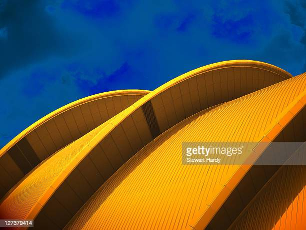 clyde auditorium - clyde auditorium stock pictures, royalty-free photos & images