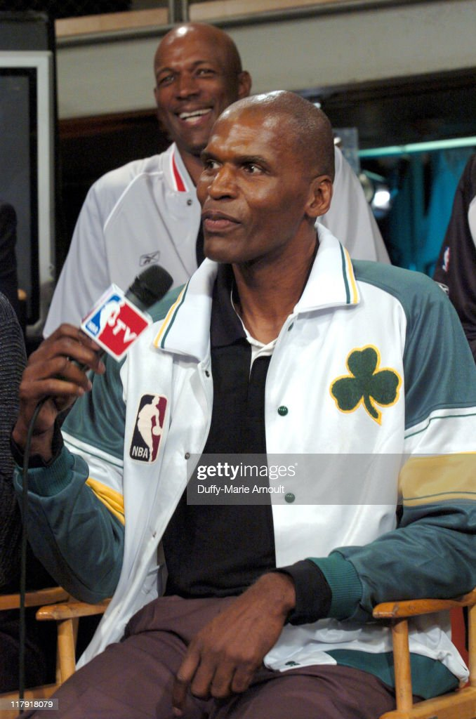 NBA Legends Launch 2005 Destination Finals Tour - April 21, 2005