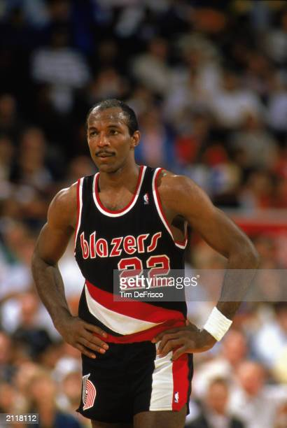 Clyde Drexler Stock Photos and Pictures | Getty Images
