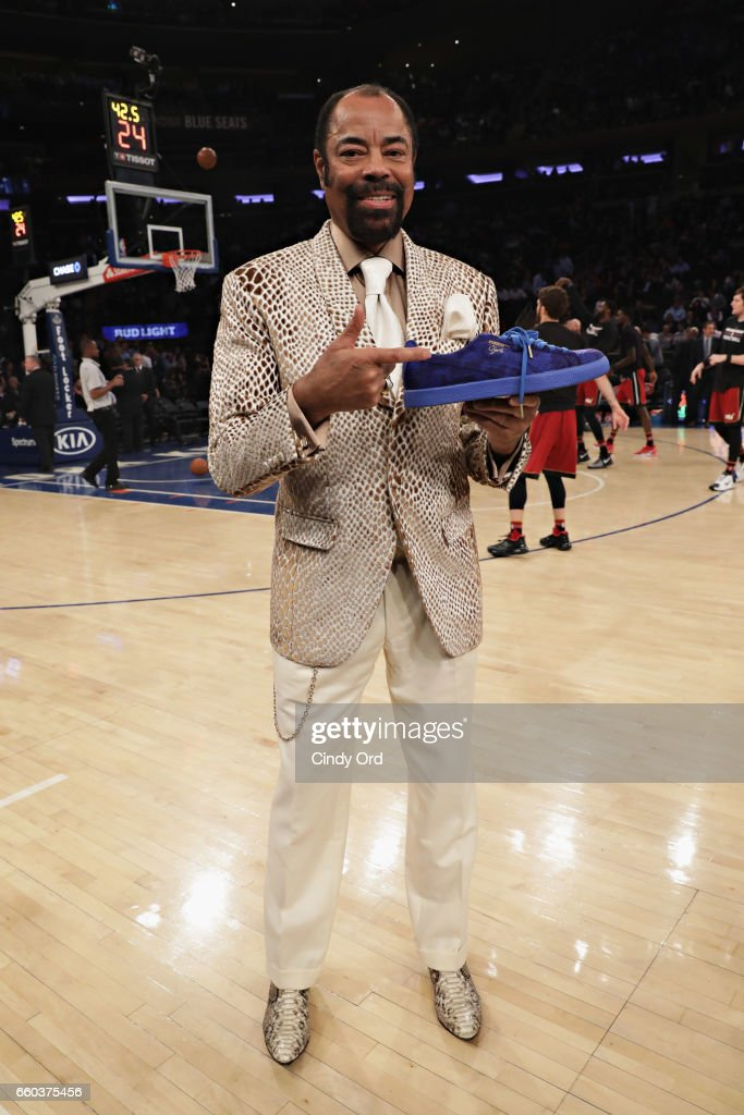e83df6613b27 PUMA Celebrates Clyde Frazier s Birthday With A Special PUMA Clyde  Collaboration With Packer Shoes   News