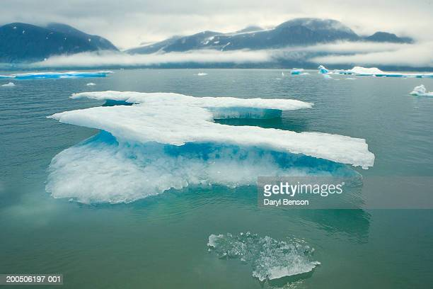 clyde inlet, baffin island, nunavut, canada, low tide - baffin island stock pictures, royalty-free photos & images