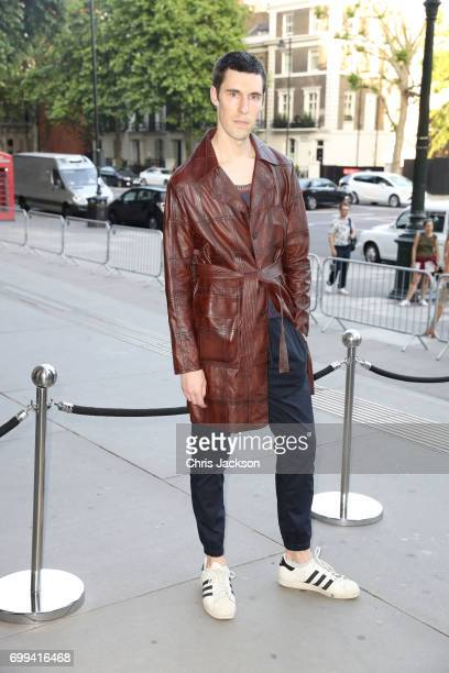 Clym Everden attends the VA summer party at The VA on June 21 2017 in London England