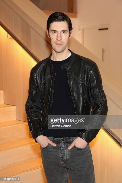 Clym Evernden attends the Loewe Craft Prize 2018 at The Design Museum on May 3 2018 in London England