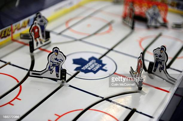 APRIL7th 2012pics of The Canadian Table Hockey championships were held at Ricoh Coliseum today with people coming from all over north america to...