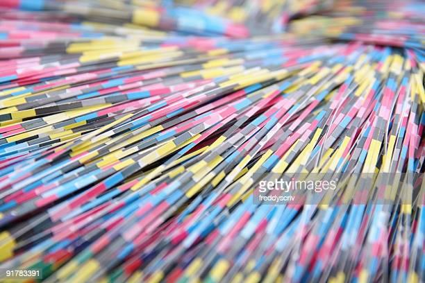 cmyk color bars