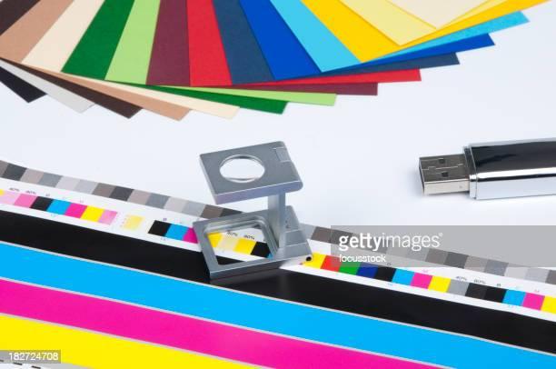 CMJN guide des couleurs