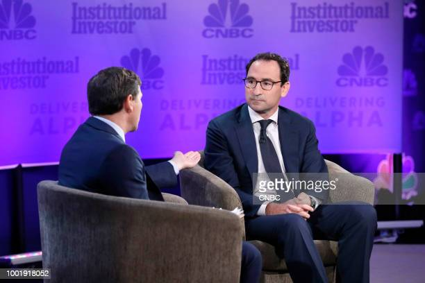 ALPHA CNBCs David Faber interviews Jonathan Gray Blackstone President and Chief Operating Officer at the CNBC Institutional Investor Delivering Alpha...