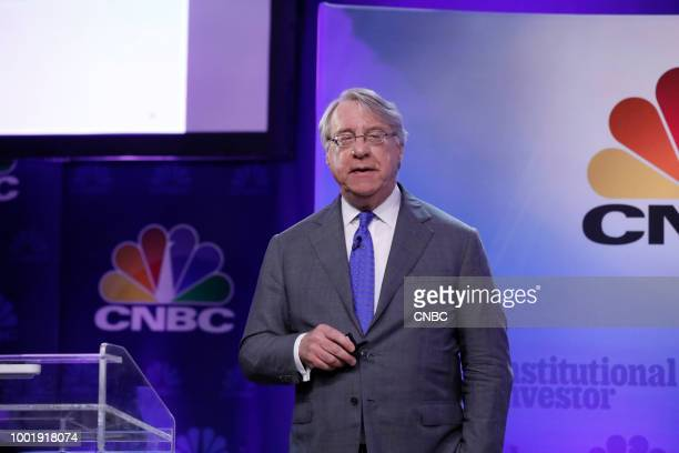 ALPHA CNBCs Melissa Lee and Guy Adami moderate the Best Ideas for Alpha panel at the CNBC Institutional Investor Delivering Alpha conference July...