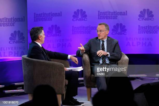 ALPHA CNBCs Scott Wapner interviews Howard Marks Oaktree Capital CoChairman at the CNBC Institutional Investor Delivering Alpha conference July 18th...