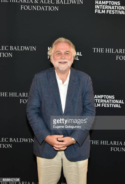 Co Chair of the Hamptons International Film Festival Randy Mastro attends Lifetime Achievement Award Reception at Suna Residence during Hamptons...
