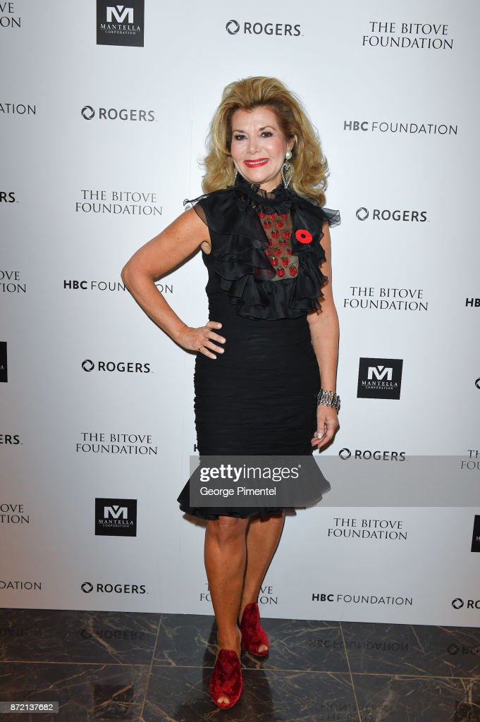 The HBC Foundation Presents Haute Affair In Support Of The Dotsa Bitove Wellness Academy And The Darling Home For Kids : News Photo