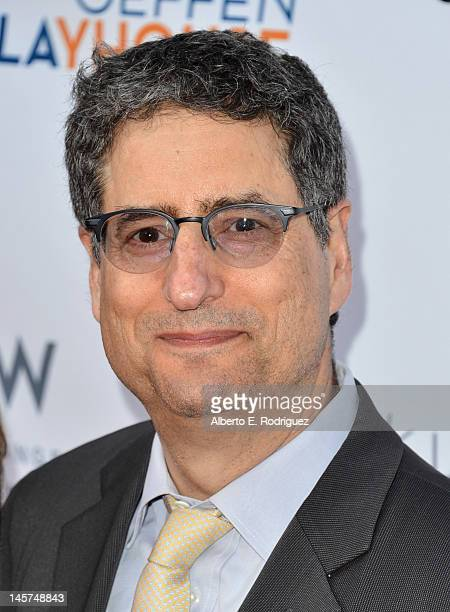 Co chairman CEO of Fox Filmed Entertainment Tom Rothman arrives to the Geffen Playhouse's Annual 'Backstage at the Geffen' Gala at Geffen Playhouse...