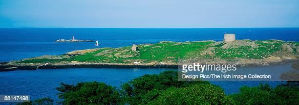 co dublin, dalkey island, ireland - dalkey stock pictures, royalty-free photos & images