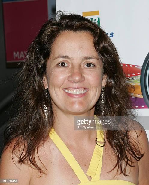 """Co- Founder of the Cine Fest Petrobras Brasil Viviane Spinelli attends the 7th Annual Cine Fest Petrobras Brasil screening of """"Loki-Arnaldo Baptista""""..."""