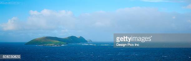 co kerry, great blasket island, ireland - great blasket island stock pictures, royalty-free photos & images