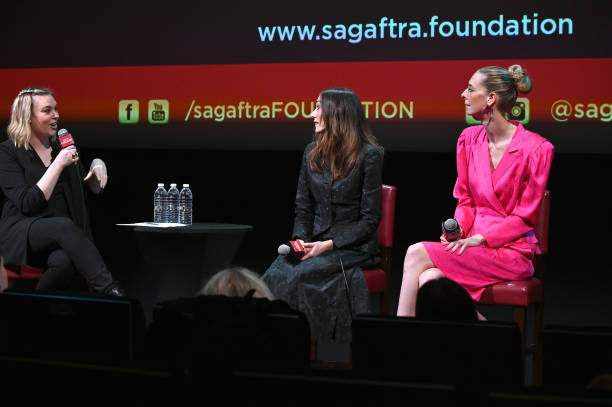 "NY: SAG-AFTRA Foundation Conversations: ""Greener Grass"""