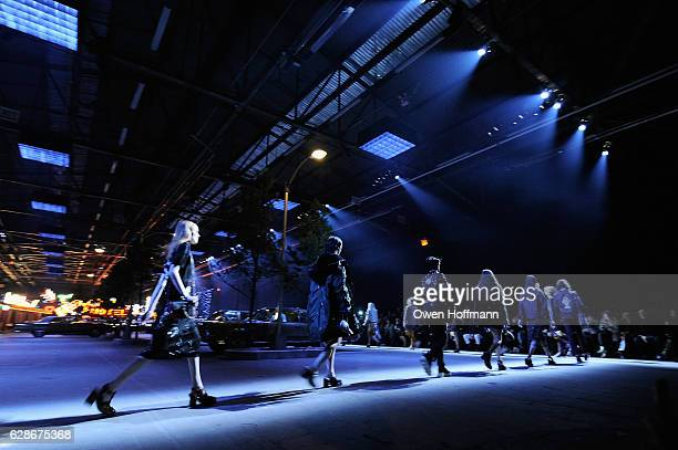 Coach 75th Anniversary Party on December 8 2016 in New York City