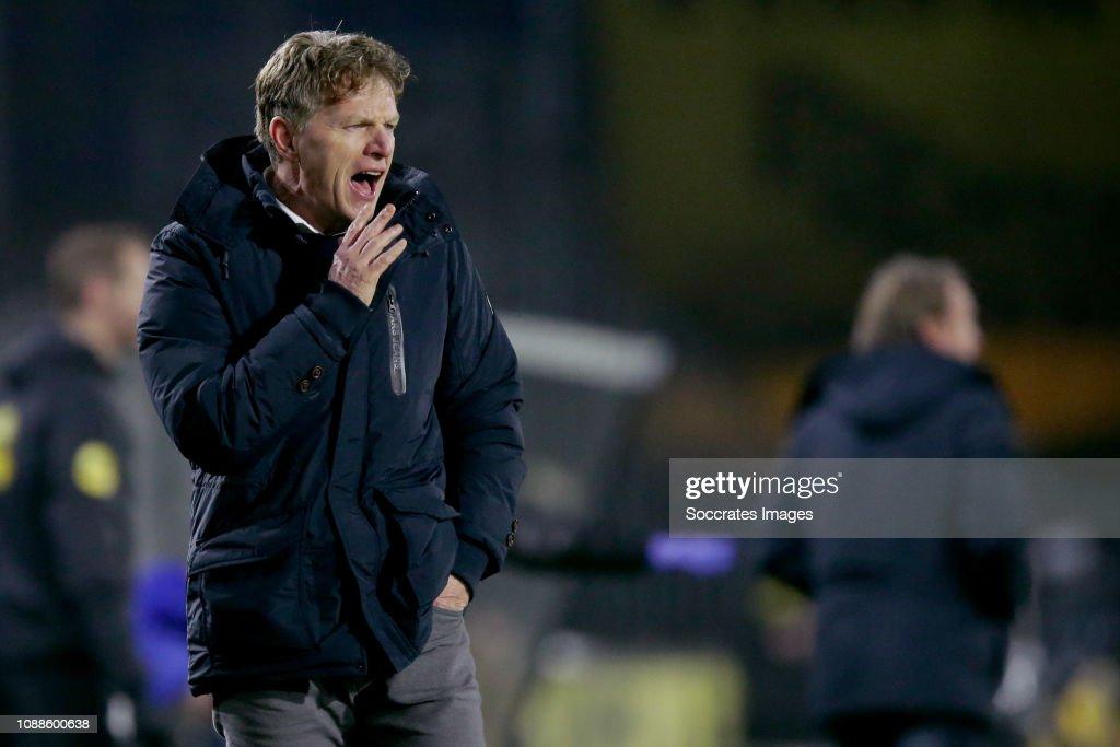 NAC Breda v ADO Den Haag - Dutch Eredivisie : Nieuwsfoto's