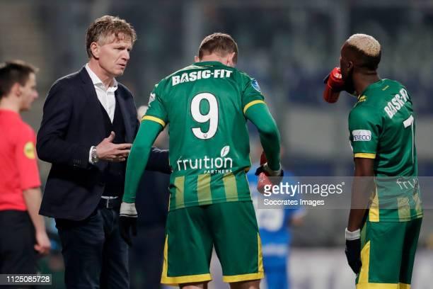 NLD: ADO Den Haag v PEC Zwolle - Eredivisie