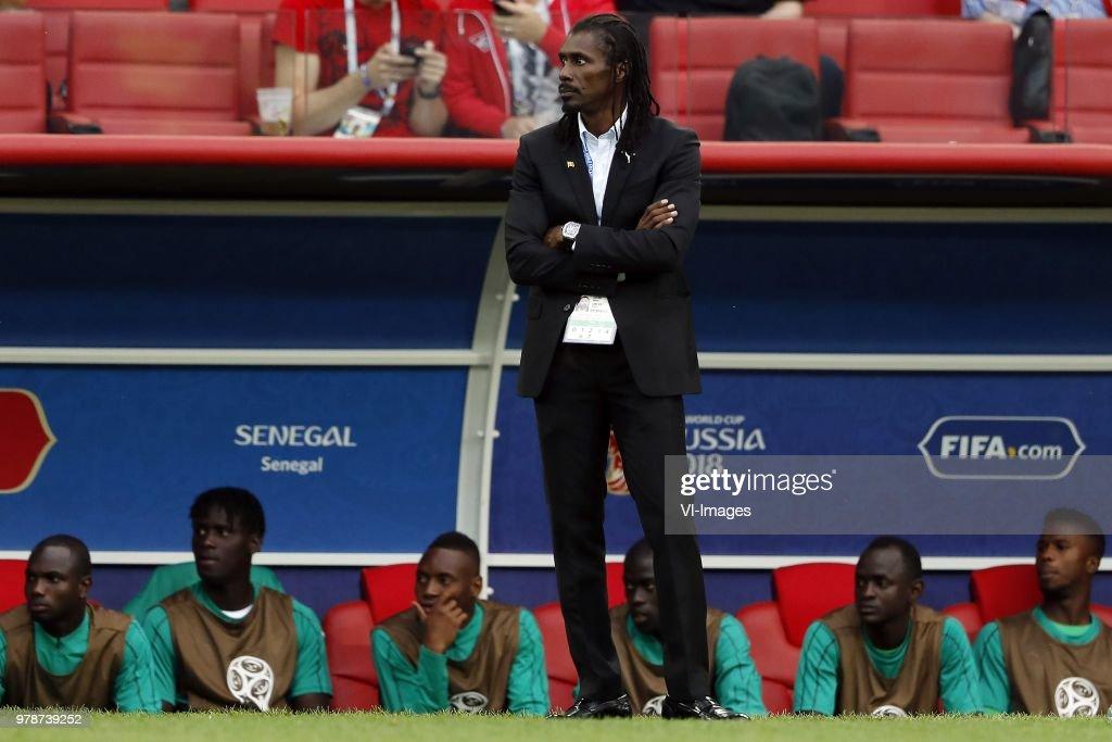 "FIFA World Cup 2018 Russia""Poland v Senegal"" : Nachrichtenfoto"