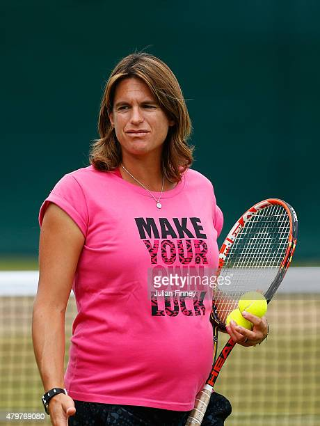 Mauresmo Lesbienne Photo