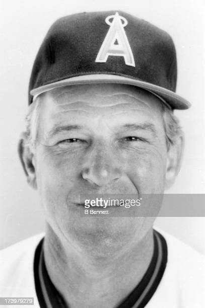 Coach Bobby Knoop of the California Angels poses for a portrait circa 1989 at Anaheim Stadium in Anaheim California